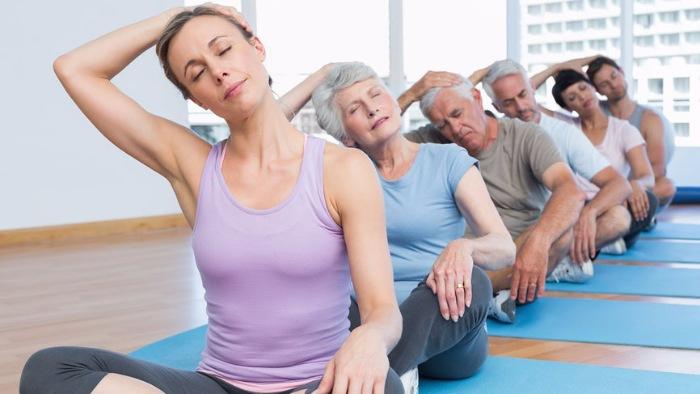 Йога спасает от недугов
